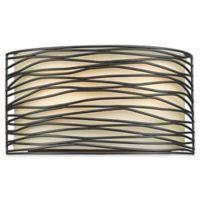 Filament Design Fowler2-Light Wall Sconce in Bronze