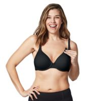 Bravado Designs Belle Size 34C Underwire Nursing Bra in Black