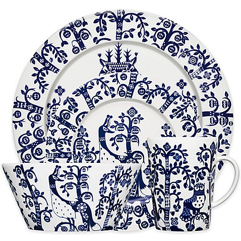 Iittala Taika Dinnerware Collection in Midnight Blue  sc 1 st  Bed Bath u0026 Beyond & Iittala Taika Dinnerware Collection in Midnight Blue - Bed Bath u0026 Beyond