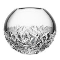Orrefors Carat 7-Inch Globe Vase
