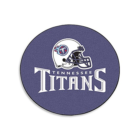 NFL Team Rugs in Tennessee Titans