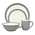 Noritake® Colorwave Curve 4-Piece Place Setting in Slate