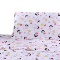 Levtex Home Brittney Ballerina Full Sheet Set in Pink