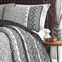 Azalea Skye® Greca Borders Reversible King Quilt Set in Beige