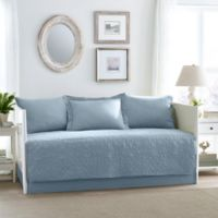 Laura Ashley® Felicity Daybed Set in Blue