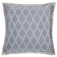 Croscill® Seren European Pillow Sham in Blue