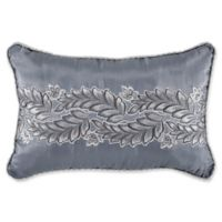 Croscill® Seren Boudoir Throw Pillow in Blue