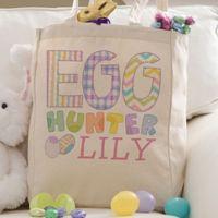 Easter Egg Hunter Petite Tote Bag