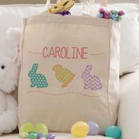 Hop Hop Easter Petite Tote Bag