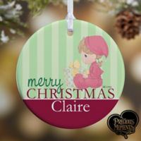 Precious Moments® Baby Christmas Ornament