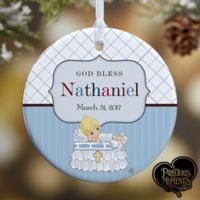 Precious Moments® Christening Ornament