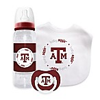 Baby Fanatic® Texas A&M University 3-Piece Gift Set