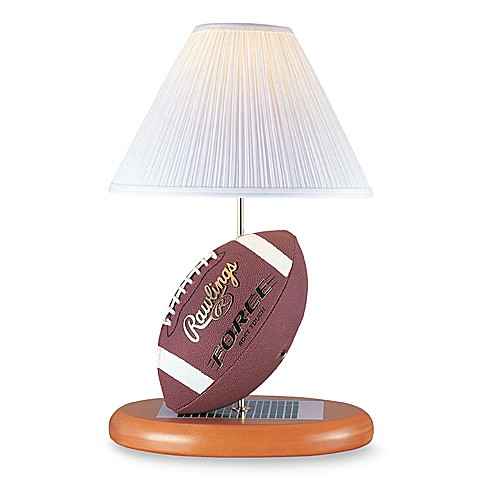 Lite Source Football Themed Table Lamp