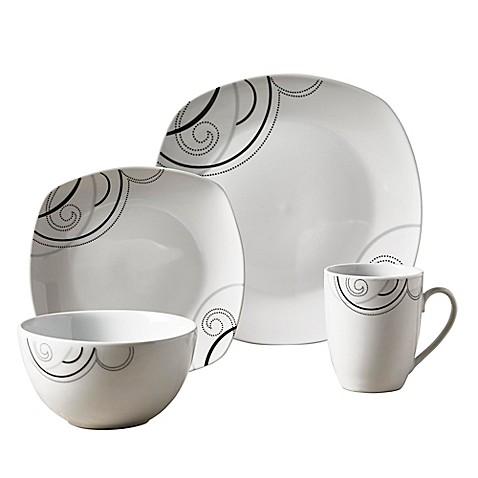 Tabletops Gallery® Bella 16-Piece Dinnerware Set  sc 1 st  Bed Bath \u0026 Beyond & Tabletops Gallery® Bella 16-Piece Dinnerware Set - Bed Bath \u0026 Beyond