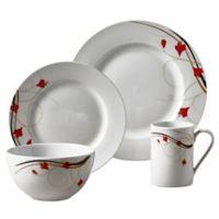 Tabletops Gallery® Kara 16-Piece Dinnerware Set