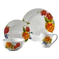 Tabletops Gallery® Grace 16-Piece Dinnerware Set