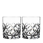 Orrefors Sofiero Double Old Fashioned Glasses (Set of 2)