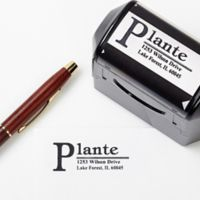 Tipani Self-Inking Address Stamp