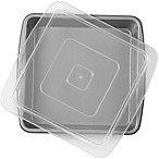 Wilton® 9-Inch x 9-Inch Nonstick Covered Brownie Pan