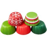 Wilton® Holiday 150-Count Mini Baking Cups