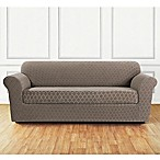Sure Fit® Marrakesh Sofa Slipcover in Desert Sand
