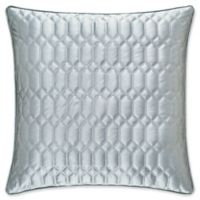 J. Queen New York® Satinique Square Throw Pillow in Spa