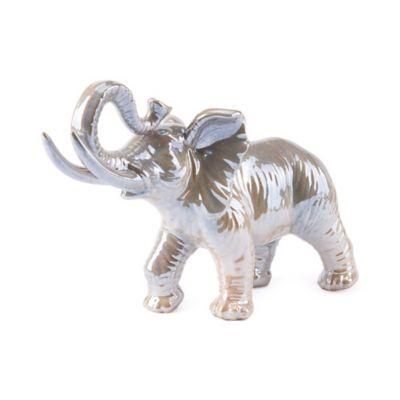 Zuo® Pearl Elephant Figurine