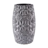 Zuo® Small Tupi Round Vase in Grey