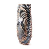 Zuo® Modern Elm Small Vase in Black