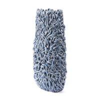 Zuo® Tall Twist Vase in Blue