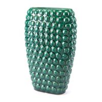 Zuo® Modern Large Dots Vase in Green