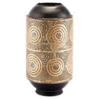 Zuo® Large Espiral Candle Holder in Antique Gold