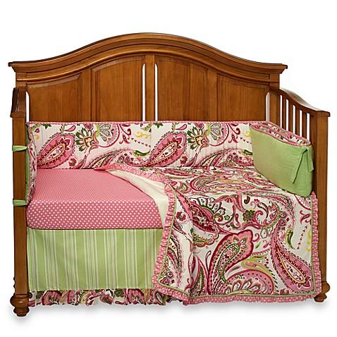 My Baby Sam Pink Crib Bedding