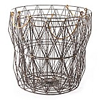 Zuo® Modern Antique Wire Storage Baskets (Set of 3)
