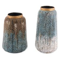 Zuo® Modern Antique Multicolor Vases (Set of 2)