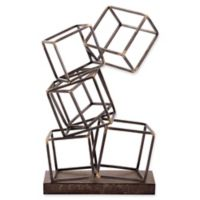 Zuo® Antique Squares Figurine