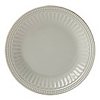 Lenox® French Perle Groove Dinner Plate in Grey