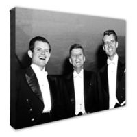 Photo File Kennedy Brothers 16-Inch x 20-Inch Canvas Photo Wall Art
