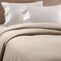 Mayfair Marquee King Coverlet in Ivory