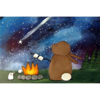 Marmont Hill Campfire 45-Inch x 30-Inch Canvas Wall Art