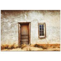 Metal Art Studio Southern Door 32-Inch x 22-Inch Plexiglass Wall Art