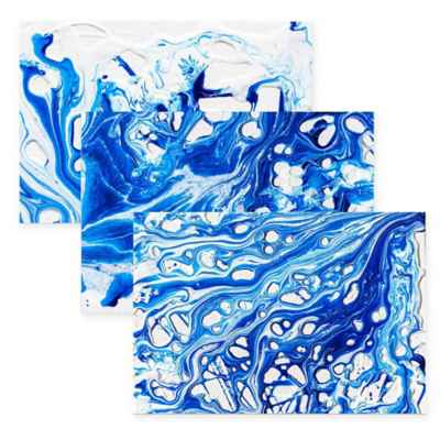 "Metal Art Studio Jamie Anton ""Coastal Waters"" Metal Wall Art"
