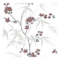 Yoshino White Cherry Blossom Wallpaper