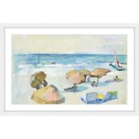 Marmont Hill Summer Day 45-Inch x 30-Inch Framed Wall Art