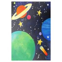 Marmont Hill Planet Colors 40-Inch x 60-Inch Canvas Wall Art