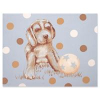 Marmont Hill Sparky 39-Inch x 30-Inch Canvas Wall Art