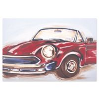 Marmont Hill Vintage Car 60-Inch x 40-Inch Canvas Wall Art