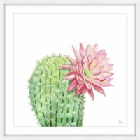 Marmont Hill Eroica Flowers 24-Inch x 24-Inch Framed Wall Art