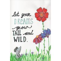 Marmont Hill Tall and Wild 40-Inch x 60-Inch Canvas Wall Art