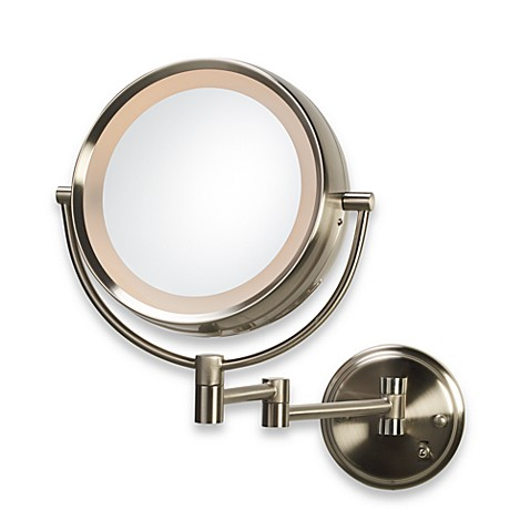 Conair® Hotel Collection 1x/8x Incandescent Wall Mirror